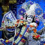 ISKCON Juhu Sringar Deity Darshan on 3rd July 2019
