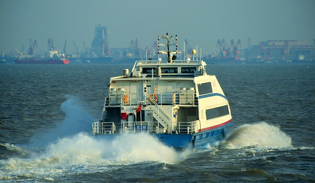 Shanghai - High Speed Ferry