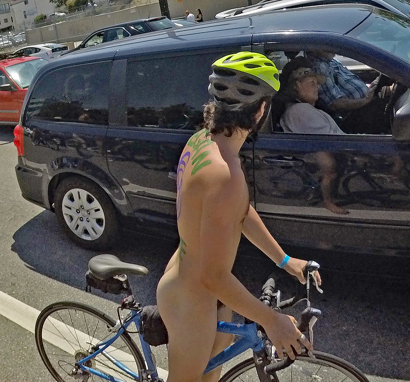 LA World Naked Bike Ride 2019 (143711)