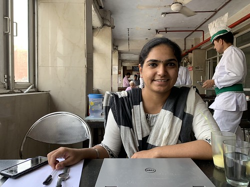 Mission Delhi - Uma Parvathy, Indian Coffee House