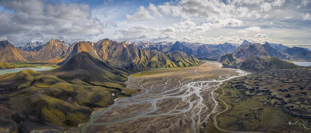 Iceland: Fjallabakslei? Nyr?ri