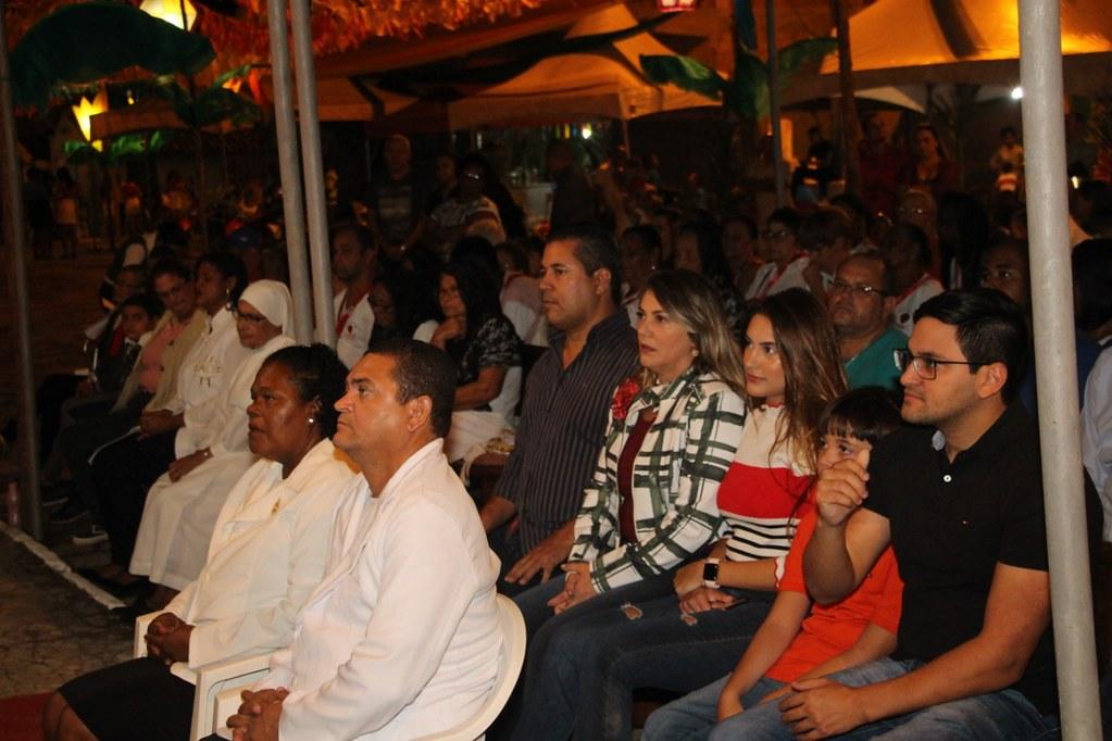 Celebração na programação religiosa em homenagem à São Pedro (2)