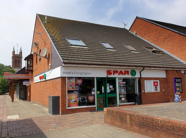 SPAR Plungington Road, Preston