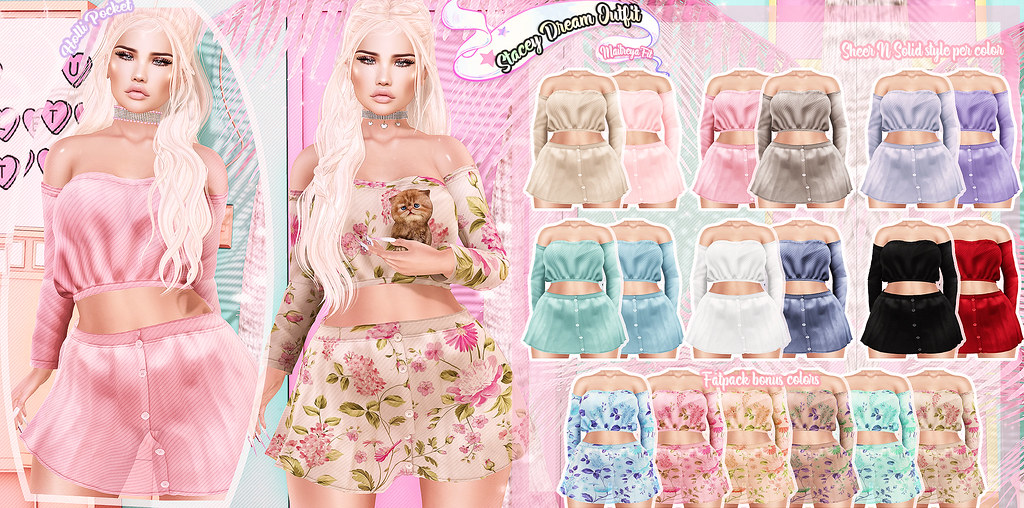 HolliPocket-Stacey Dream Outfit Ad