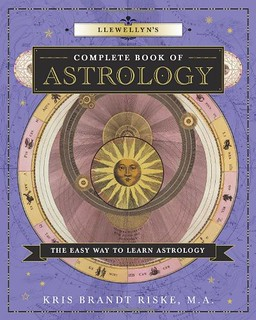 The Easy Way to Learn Astrology  - Kris Brandt Riske MA