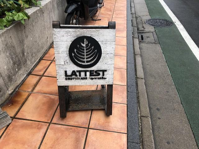 LATTEST Omotesando