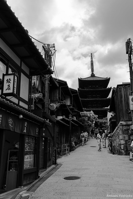 Canon EF16-35mm F4L IS USM Shooting in Kyoto