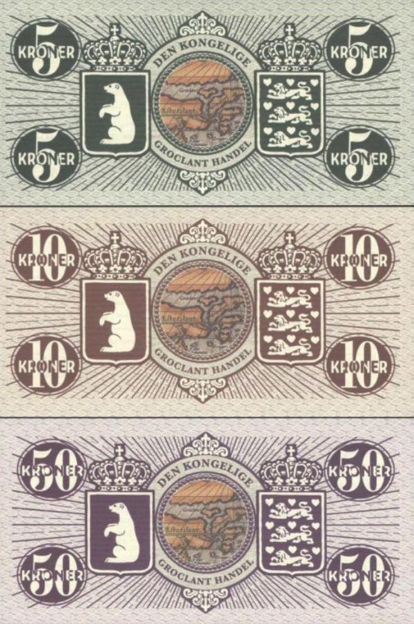 Groclant 5-10-50 Kroner 2018