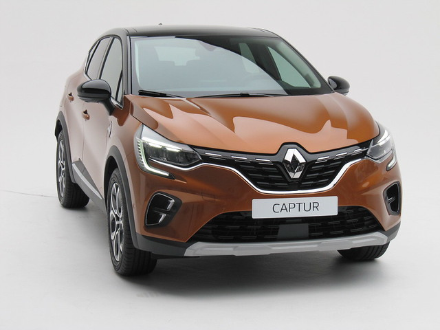 Renault Captur Eléctrico