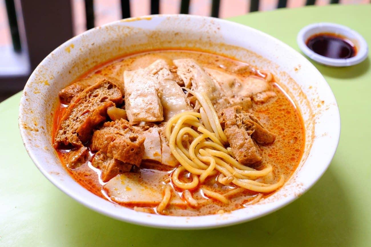 Heng Kee Curry Chicken Bee Hoon Mee 2