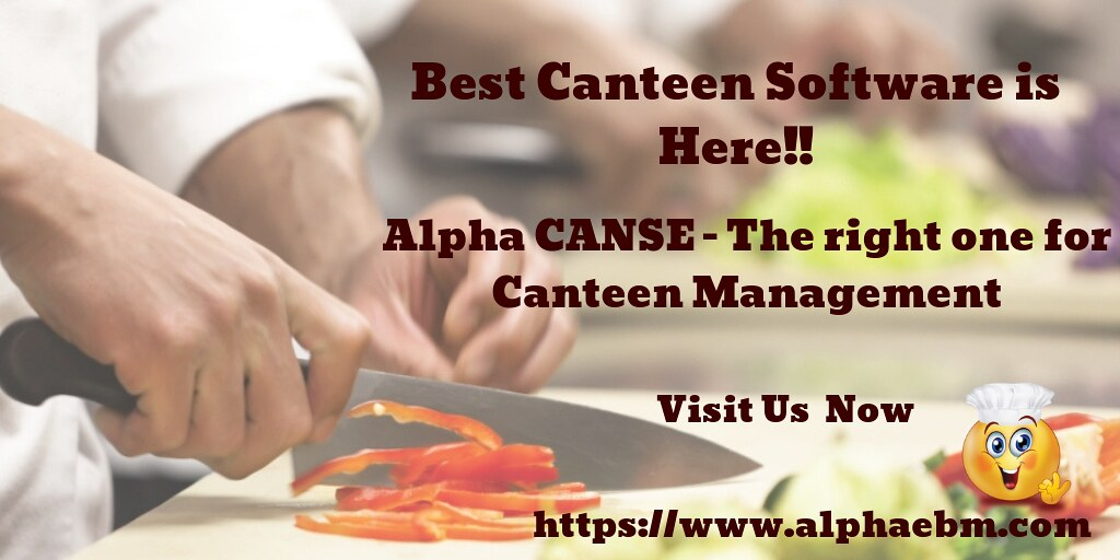 Catering-system   www alphaebm com/canteen-management-softwa