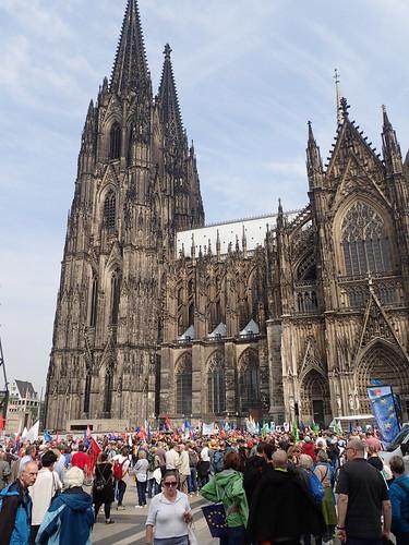 Europa Demo Köln