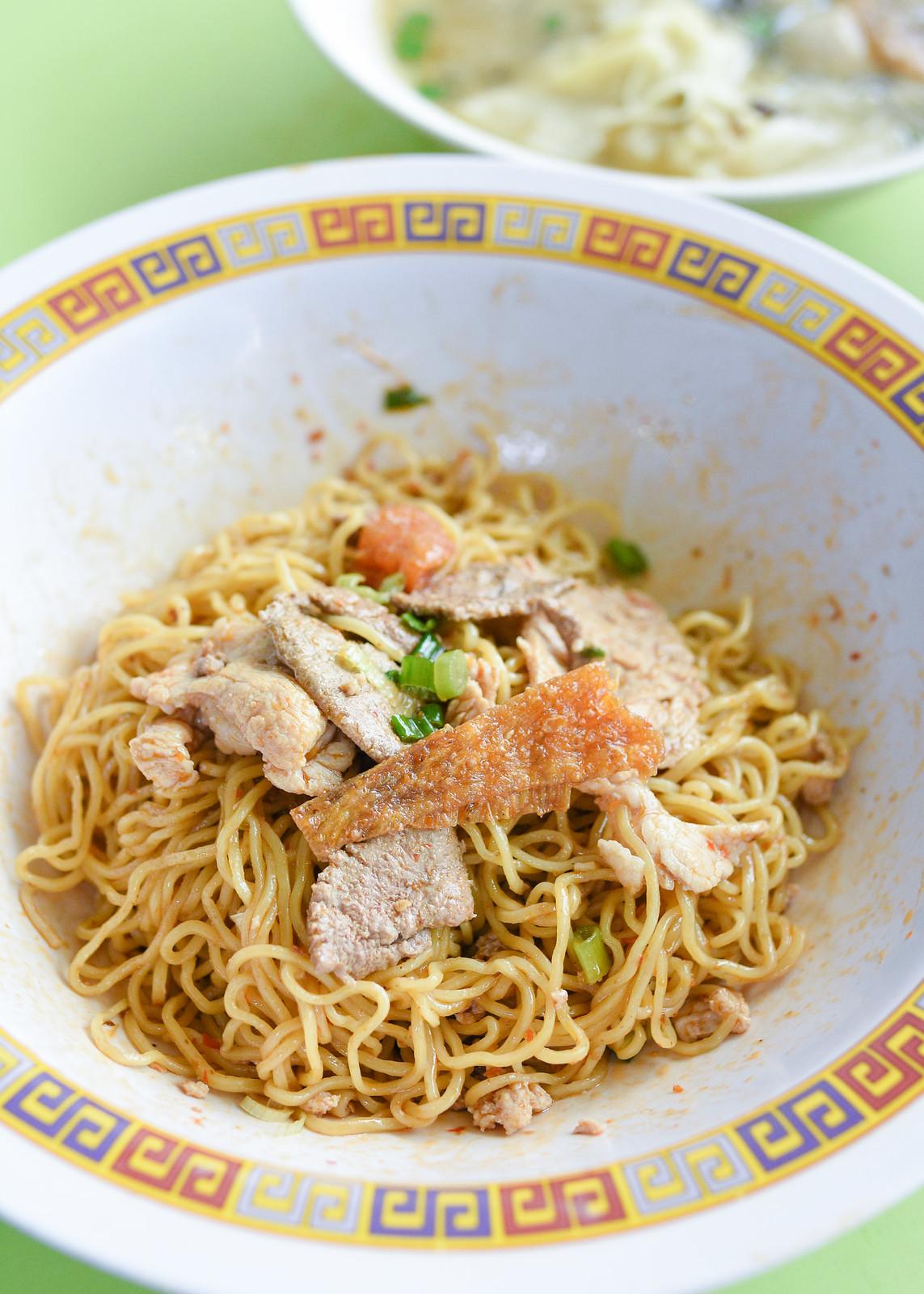 Tai Wah Pork Noodle Hong Lim Close Up