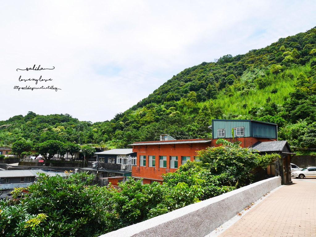新北瑞芳金瓜石報時山無耳茶壺山附近景觀餐廳美食推薦山城金棧 (3)