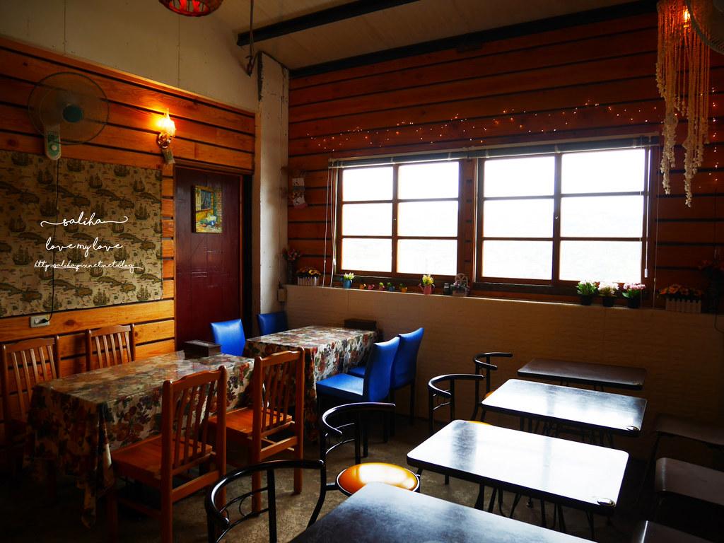 新北瑞芳金瓜石報時山無耳茶壺山附近景觀餐廳美食推薦山城金棧 (5)