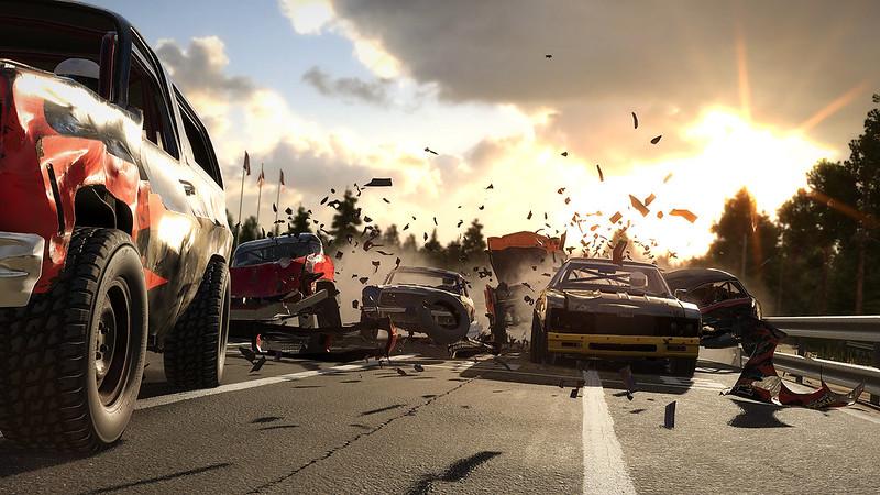 Wreckfest - Car Carnage
