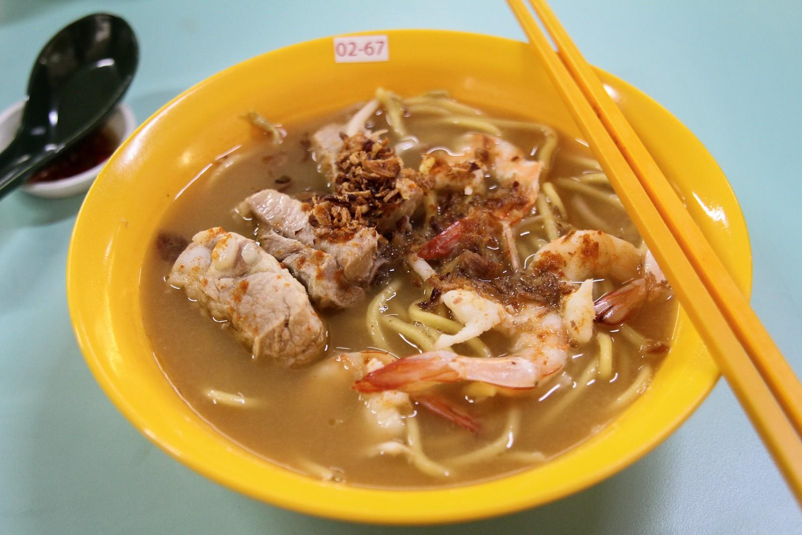 Hong Lim Old Prawn Noodles 2