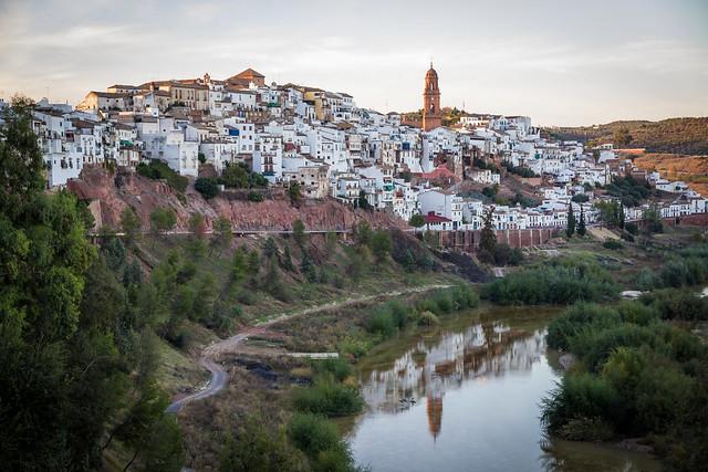 Spain - Cordoba - Montoro and Guadalquivir River