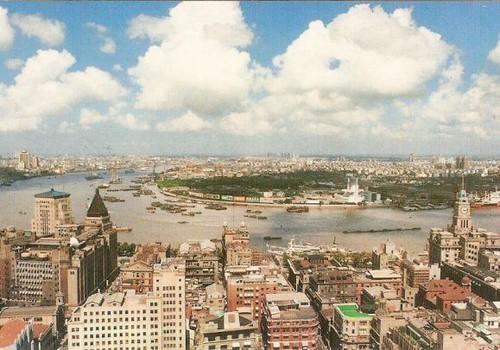 Imagen de Shangai en los años 90