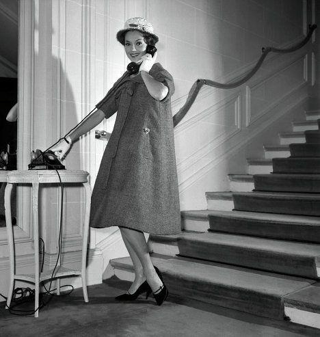 Colección Primavera 1958 Yves Saint Laurent