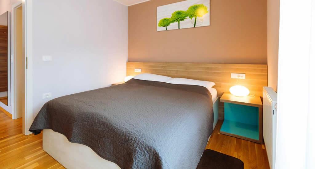 Meer van Bled, Slovenië: Maline apartments | Mooistestedentrips.nl