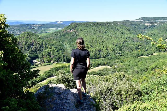 Val des Nymphes, Drôme Provençale