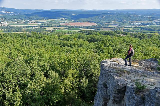 Les Crevasses, Drôme Provençale
