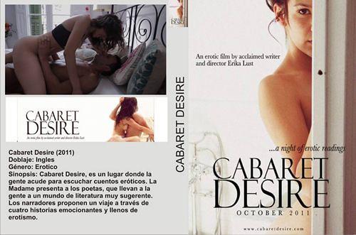 Carátula de la película Cabaret Desire