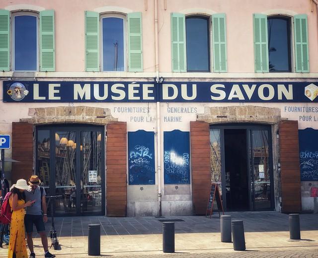 Le Musée du savon en Marsella (Francia)