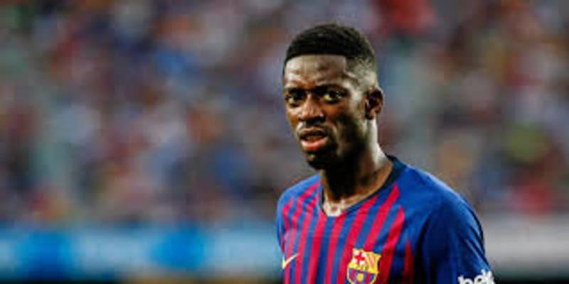 Klub Bayern Munchen Di Tolak Oleh Barcelona Untuk Datangkan Ousmane Dembele