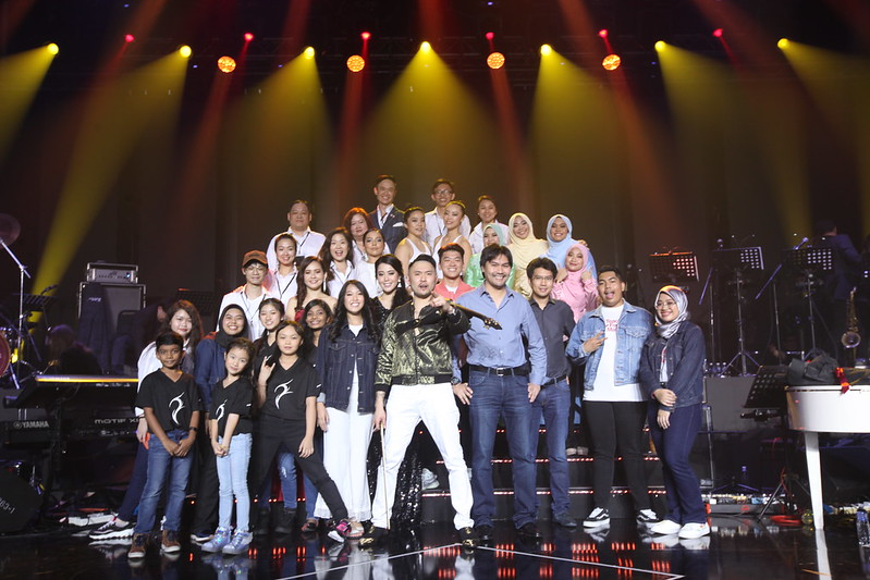 The Chosen Concert 2019 by Dennis Lau and Friends