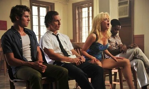 Nicole Kidman protagonizando una escena sexual junto a Zac
