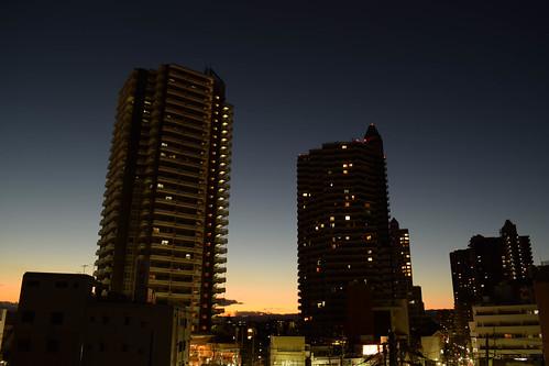 所沢市 埼玉県 日本 所沢 tokorozawa saitama japan paisaje landscape sunset atardecer happyplanet asiafavorites