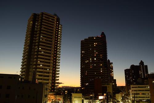 所沢市 埼玉県 日本 所沢 tokorozawa saitama japan paisaje landscape sunset atardecer