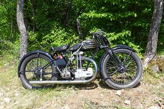 AJS SB6 1931 350cc OHV