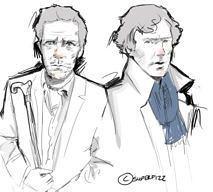 House y Sherlock comparten muchos rasgos comunes