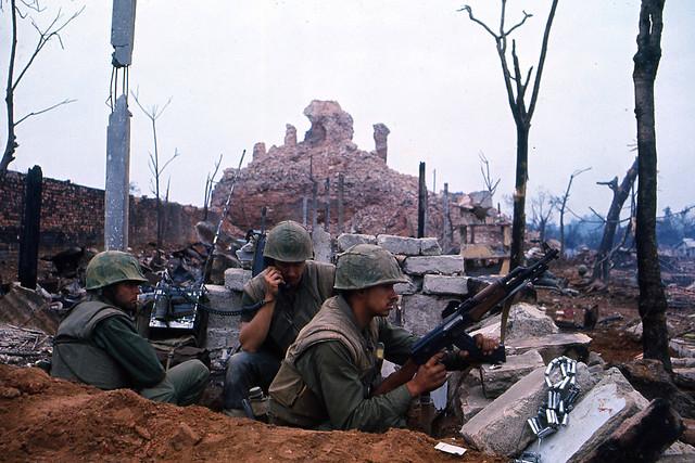 Huế 1968 - Tet Offensive - Cửa Đông Ba