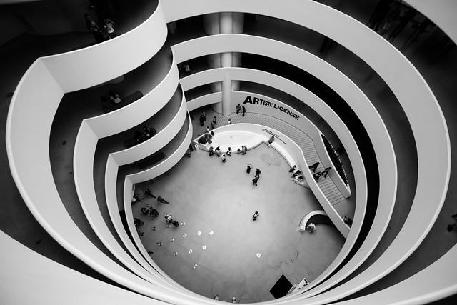 Frank Lloyd Wright - Guggenheim 3