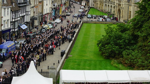 King's College 2019 Procession 7