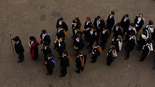King's College 2019 Procession 13