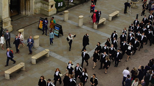 King's College 2019 Procession 10