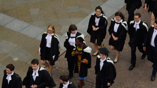 King's College 2019 Procession 9