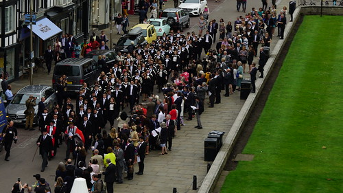 King's College 2019 Procession 6