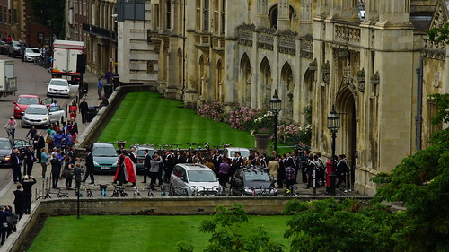 King's College 2019 Procession 1