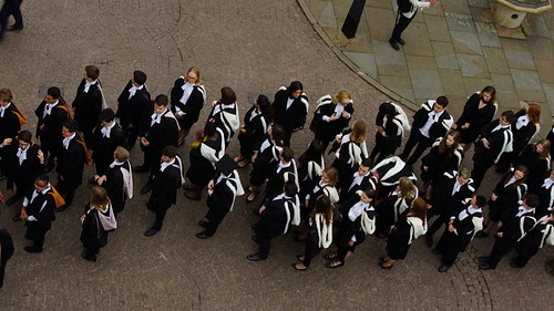 King's College 2019 Procession 14