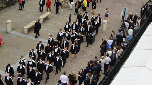 King's College 2019 Procession 12