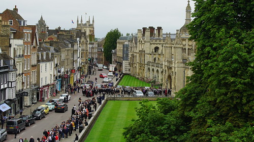 King's College 2019 Procession 3