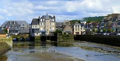 Landerneau (Finistère, Fr) – A marée basse…