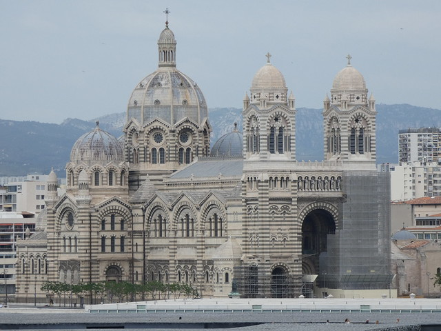 Catedral de Marsella (Francia)