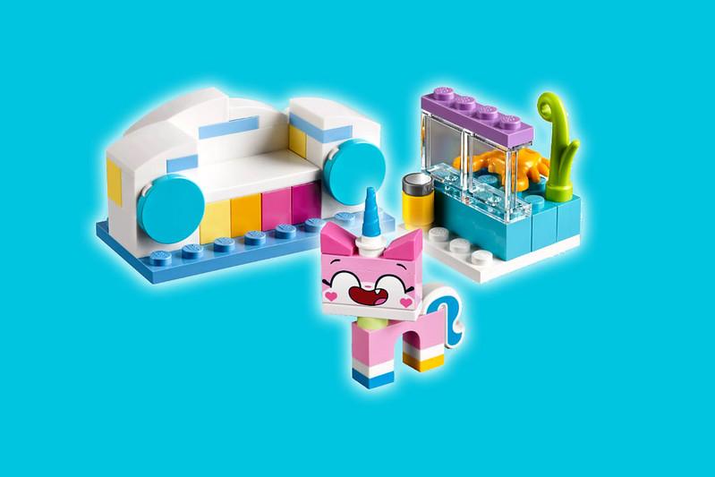 O2 LEGO Unikitty July 2019